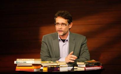 João Cezar de Castro Rocha. Foto do Facebook do autor.