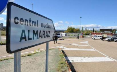 Central nuclear de Almaraz. Foto do Ministério do Interior espanhol/Flickr.