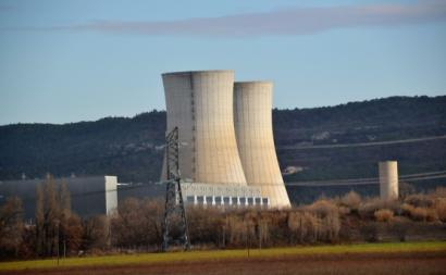 Central Nuclear. Foto de Jeanne Menjoulet/Flickr.