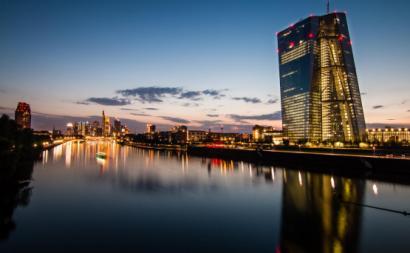 Banco Central Europeu, Frankfurt. Foto: Sebastian Konig/Flickr