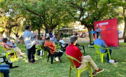 Lançamento da candidatura autárquica de Abrantes - Foto de Andreia Quartau