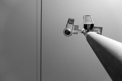 câmara de vigilância
