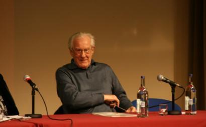 Alain Badiou em março de 2009.