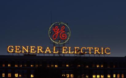 Edifício da GE em Schenectady, Nova Iorque, maio de 2009. Foto:  Chuck Miller/Flickr.