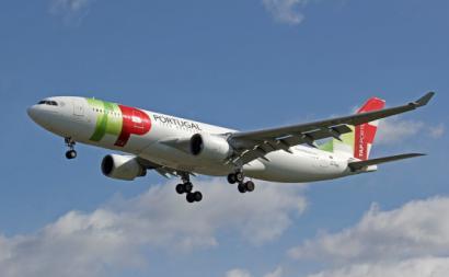 Avião da TAP. Foto de Paul Evans/Flickr.
