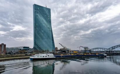Sede do BCE, em Frankfurt.