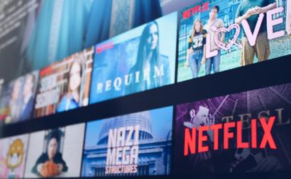 Netflix. Foto de Stock Catalog/Flickr.