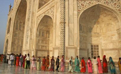Está o património cultural indiano seguro na Índia hindu?