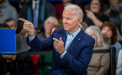 Joe Biden foto de Phil Roeder/Flickr.
