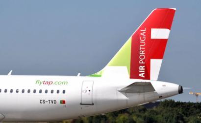 avião TAP