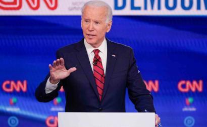 Joe Biden, presidente dos EUA. Foto: Todd Jacobucci/Flickr