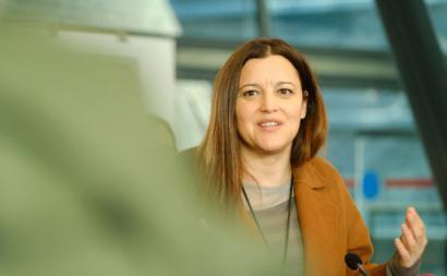 Marisa Matias.