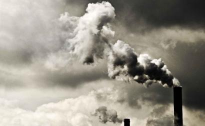 Poluição atmosférica. Foto de Gianluca Di natale/Flick.