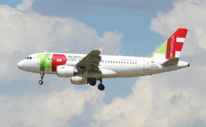 Avião da TAP