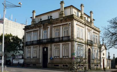 Antiga sede da PIDE no Porto.