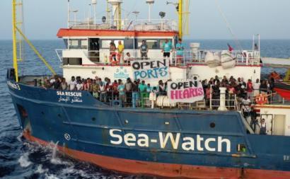Navio Sea-Watch 3