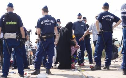 agentes da Frontex