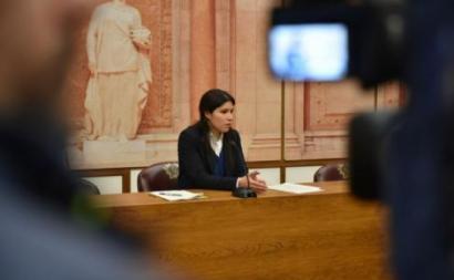 Mariana Mortágua destacou o reforço do orçamento do SNS em 500 milhões de euros