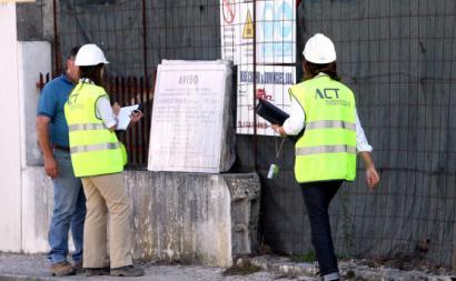 Inspetoras da ACT. Foto de Paulo Novais/Lusa.
