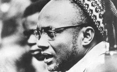 Amílcar Cabral - Foto wikipedia