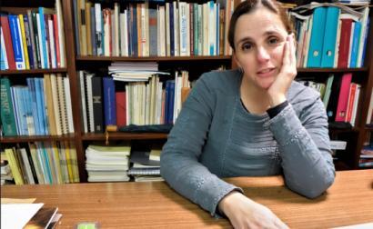 Ana Ferreira, investigadora do CICS.NOVA