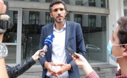 António Lima, após reunir com a Inspeção do Trabalho, insistiu nas propostas que o Bloco tem vindo a defender para garantir mais proteção aos trabalhadores