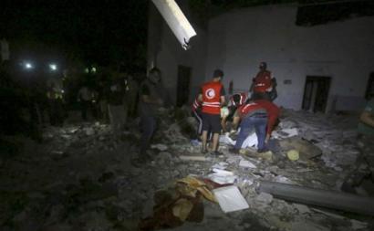 Ataque a centro de migrantes matou, pelo menos, 40 pessoas e feriu 80