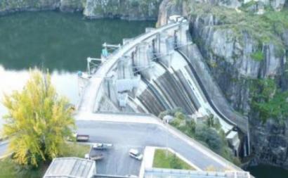 Barragem do Picote, uma das seis que fizeram parte do polémico negócio. Foto: brigantia.pt.