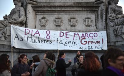 Concentração feminista desta sexta-feira em Lisboa