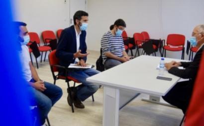 António Lima apresentou a queixa ao provedor do utente da Saúde - Foto acores.bloco.org