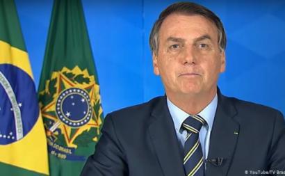 Bolsonaro mais uma vez desdenhou da epidemia