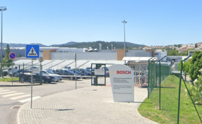 Fábrica da Bosch em Braga - Foto de despedimentos.pt