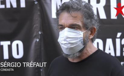 Sérgio Tréfaut, cineasta.