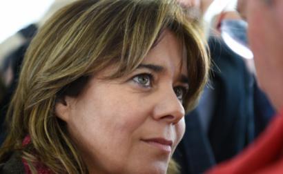 """Catarina Martins defendeu """"uma mediação internacional para eleições livres, para eleições que permitam uma solução escolhida pelo povo venezuelano"""" - Foto Paula Nunes"""