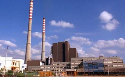 Central termoelétrica de Sines - Foto de Alberto Frias/Lusa