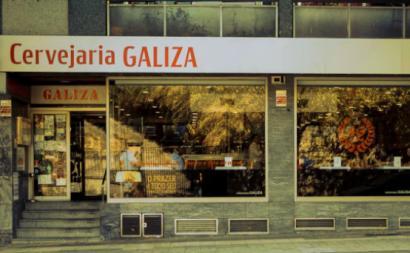 Trabalahdores da Cervejaria Galiza preparam-se para reabrir o restaurante a 19 de maio - Foto da CGTP