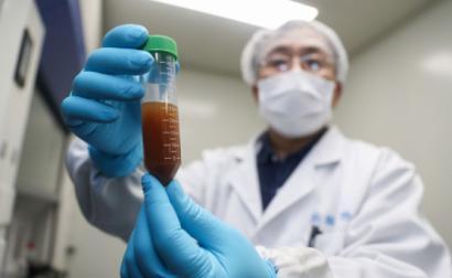 Várias instituições chinesas anunciaram o lançamento de ensaios clínicos em abril, para testar a eficácia de várias vacinas contra o novo coronavírus