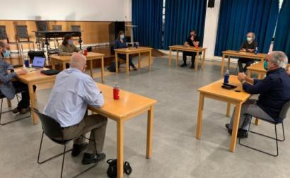 Catarina Martins reuniu em Coimbra com representantes de professores, investigadores, bolseiros e estudantes do Ensino Superior