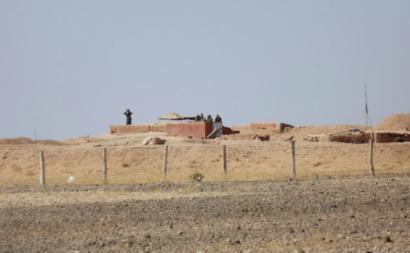 Controle do muro marroquino