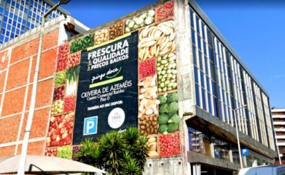 Pingo Doce do Centro Comercial Rainha em Oliveira de Azeméis.