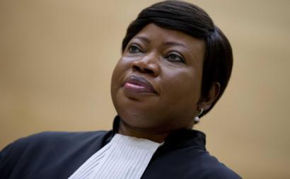 Fatou Bensouda procuradora do Tribunal Criminal Internacional vai investigar crimes de guerra cometidos no Afeganistão. Foto de 2015.