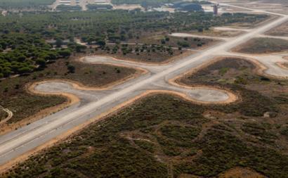 Base Aérea do Montijo. Agosto de 2019.
