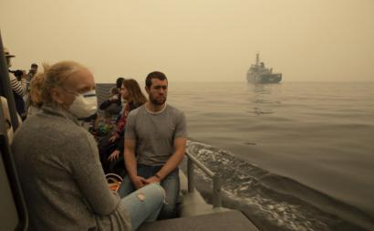 Crise de incêndios na Austrália leva a evacuações em massa