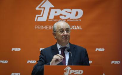 Rui Rio, presidente do PSD. Foto de António Cotrim, Lusa.
