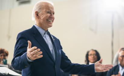 Joe Biden, Foto de Jim Lo Scalzo/EPA/Lusa.