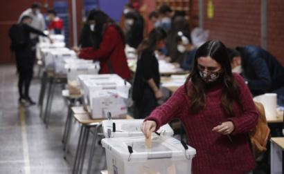 Eleição este domingo no Chile.