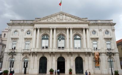 Câmara Municipa de Lisboa. Foto de Paulete Matos.