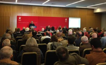 I Encontro Nacional da Regionalização do Bloco de Esquerda - foto esquerda.net