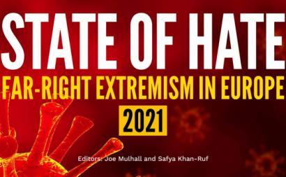 Capa do estudo State of Hate.