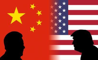 EUA versus China. Foto de CTB.